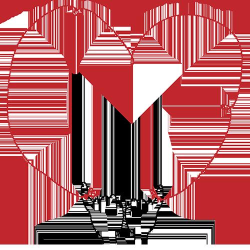 画像:赤い糸は自分で結ぶのです!